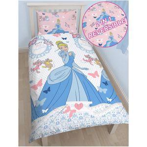 housse de couette disney princesses achat vente housse de couette disney princesses pas cher. Black Bedroom Furniture Sets. Home Design Ideas
