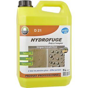 PEINTURE - VERNIS Hydrofuge DALEP D21 Prêt à l'emploi Bidon de 5 Lit