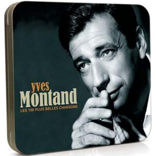 Yves montand achat cd cd vari t fran aise pas cher for Le jardin yves montand