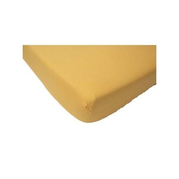 Drap housse jaune ma s bt 27 cm achat vente drap - Drap housse jaune ...