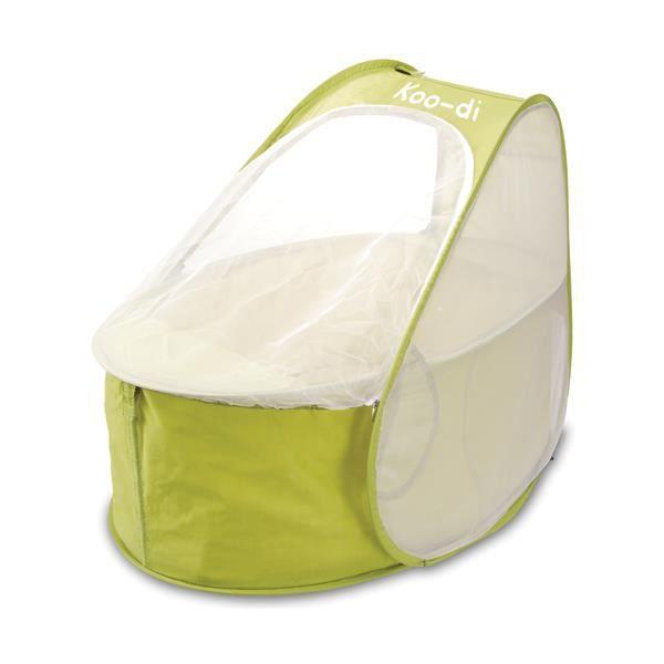 koo di couffin de voyage moustiquaire citron achat vente couffin et support. Black Bedroom Furniture Sets. Home Design Ideas