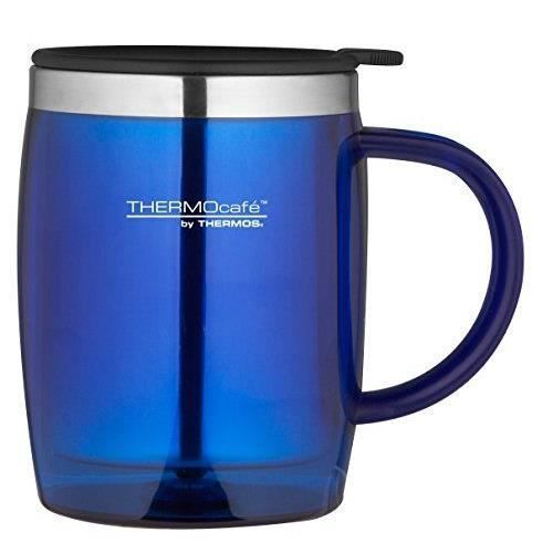 thermocafe 187075 tasse bleu thermos achat vente. Black Bedroom Furniture Sets. Home Design Ideas