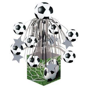 Decoration Pour Un Centre De Table Sur Le Theme Football