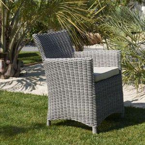 coussin assise pour fauteuil de jardin achat vente coussin assise pour fauteuil de jardin. Black Bedroom Furniture Sets. Home Design Ideas