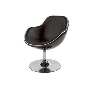 fauteuil coque blanc achat vente fauteuil coque blanc pas cher cdiscount. Black Bedroom Furniture Sets. Home Design Ideas