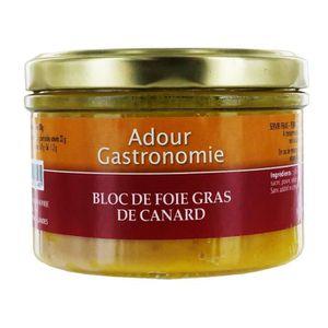 FOIE GRAS Bloc de Foie Gras de Canard