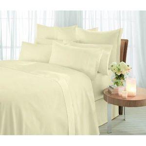 tour de sommier achat vente tour de sommier pas cher cdiscount. Black Bedroom Furniture Sets. Home Design Ideas
