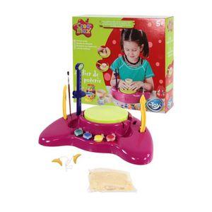 tour de potier achat vente jeux et jouets pas chers. Black Bedroom Furniture Sets. Home Design Ideas