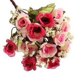 Bouquet de fleur artificielle pour mariage achat vente for Bouquet de fleurs pas cher livraison gratuite