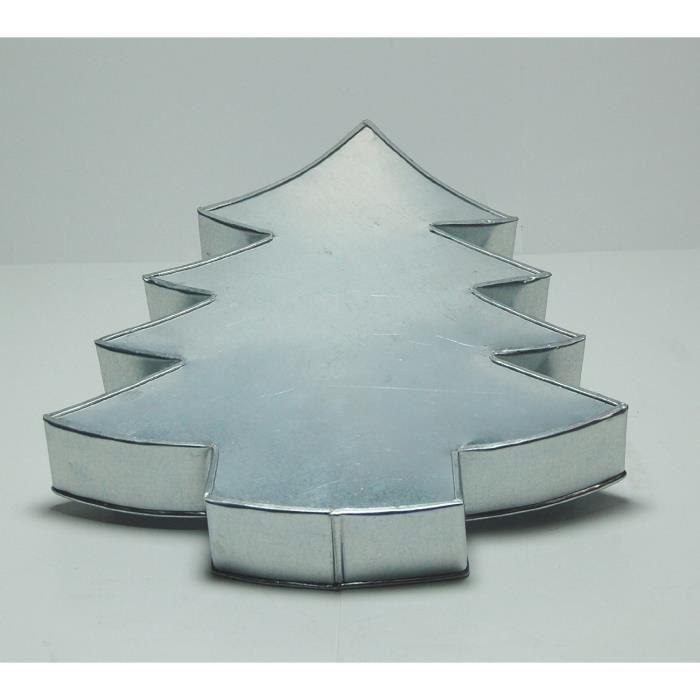 euro tins moule a g teau en forme de sapin de no l achat. Black Bedroom Furniture Sets. Home Design Ideas