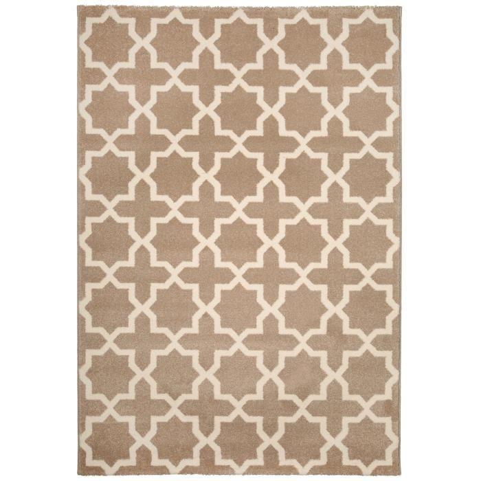 benuta tapis arabesque beige 200x290 cm achat vente tapis cdiscount. Black Bedroom Furniture Sets. Home Design Ideas