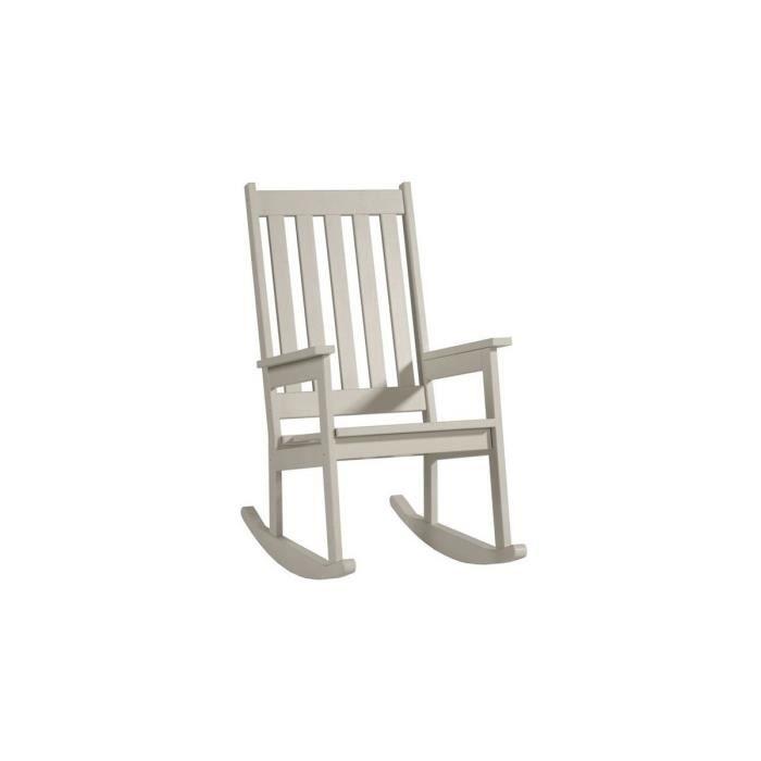 Rocking chair achat vente fauteuil cdiscount - Prix d un rocking chair ...