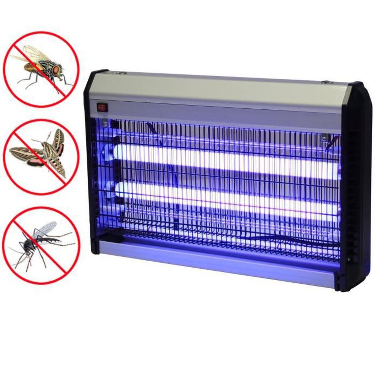 lampe anti moustique achat vente lampe anti moustique prix canon les soldes sur. Black Bedroom Furniture Sets. Home Design Ideas