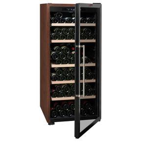 LA SOMMELIERE CTV 176 - Cave ? vin de vieillissement - 165 bouteilles - Pose libre - Classe D - L 59,5 x H 133,5 cm