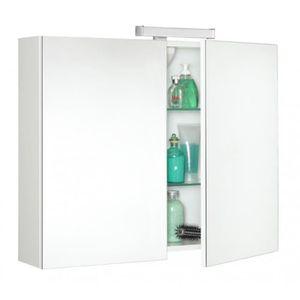 Armoire de toilette 2 portes achat vente armoire de toilette 2 portes pas - Armoire de toilette pas cher ...