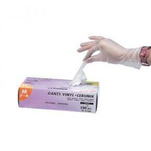 COLORATION gants vinyl formulhair mediumx100 7/8