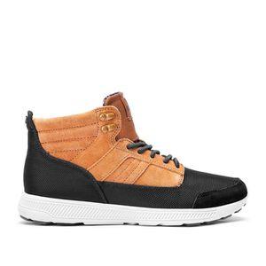 BASKET Basket semi montante Supra Footwear Bandito camel