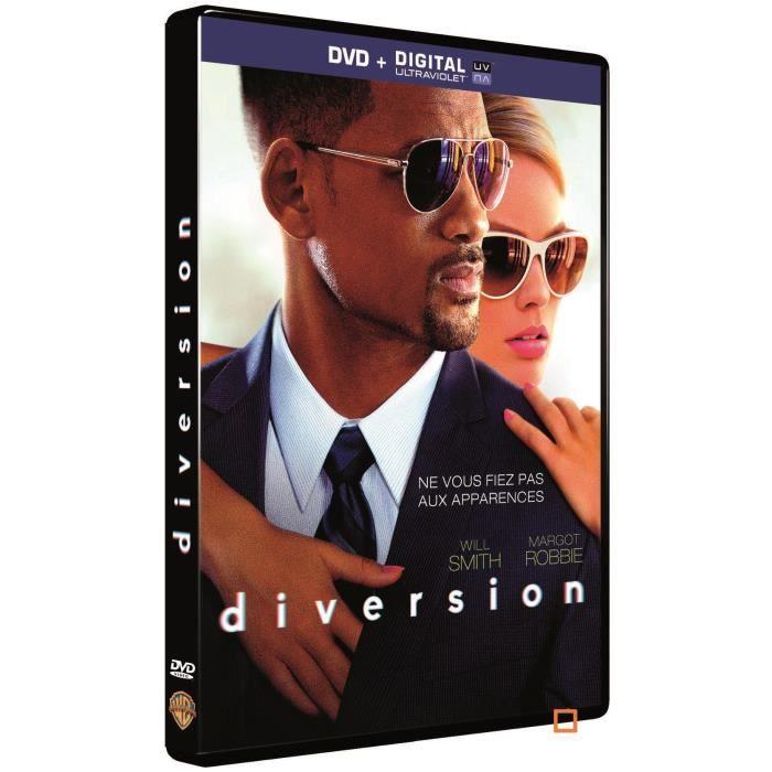 dvd policier thriller diversion f