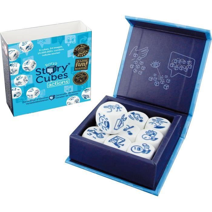 Story Cubes Actions Jeu de société Achat / Vente jeu société