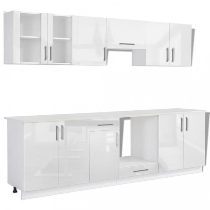 Arts de la table et arts culinaires set de 8 meubles de for Liquidation set de cuisine