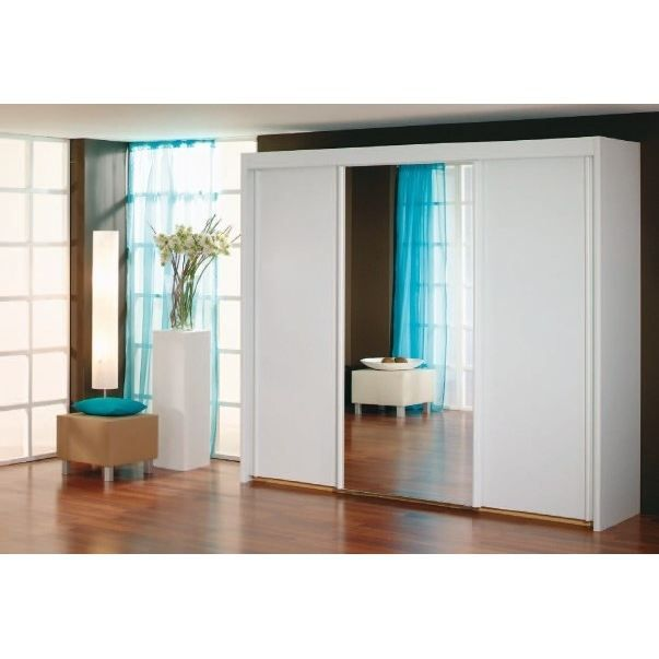 Object moved - Armoire chambre porte coulissante miroir ...