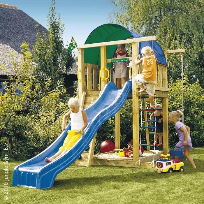 station de jeux bois pour enfant villa l410xp17 achat. Black Bedroom Furniture Sets. Home Design Ideas
