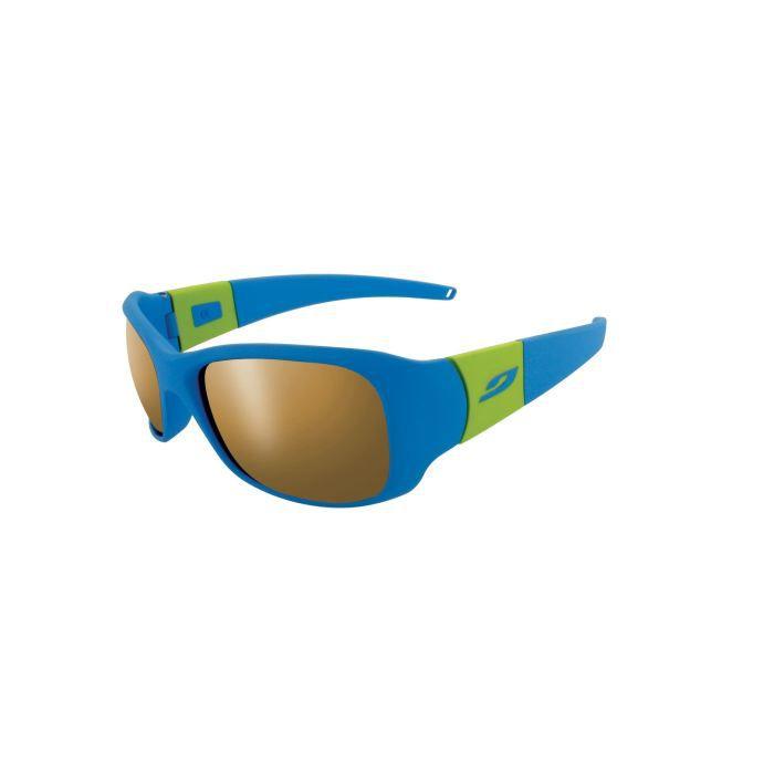 lunettes de soleil pour enfant b b julbo picco bleu vert achat vente lunettes de soleil. Black Bedroom Furniture Sets. Home Design Ideas