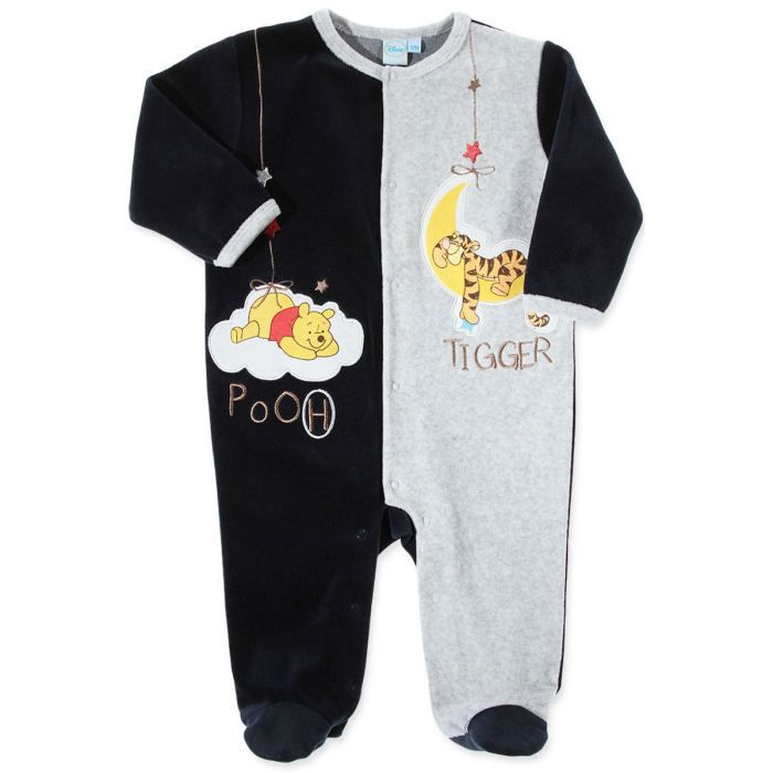 pyjama bebe disney garcon. Black Bedroom Furniture Sets. Home Design Ideas