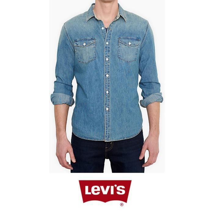Chemise Homme Levis à Prix Discount Pictures to pin on Pinterest