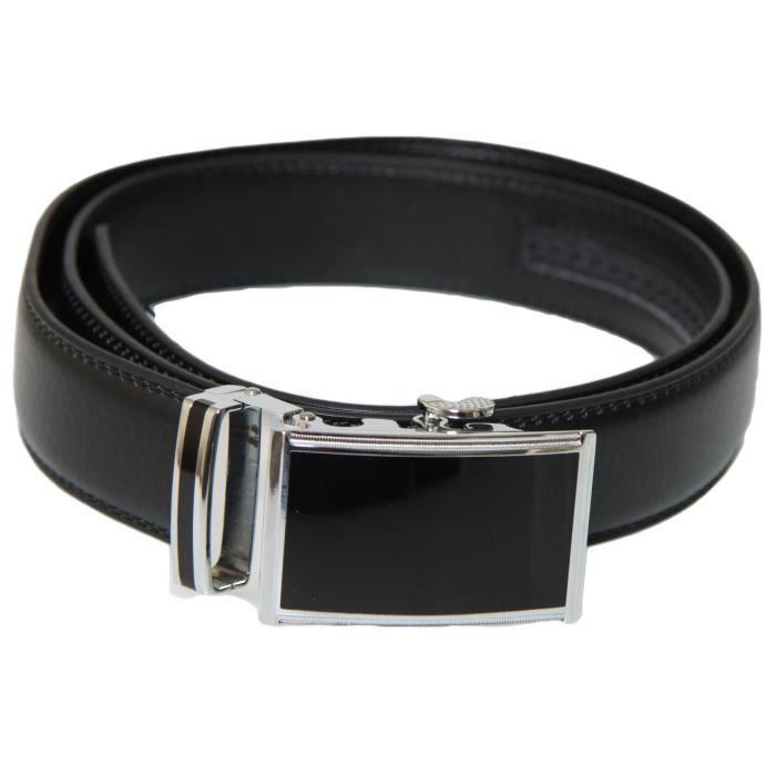 ceinture homme en cuir a glissie achat vente ceinture et boucle cdiscount. Black Bedroom Furniture Sets. Home Design Ideas