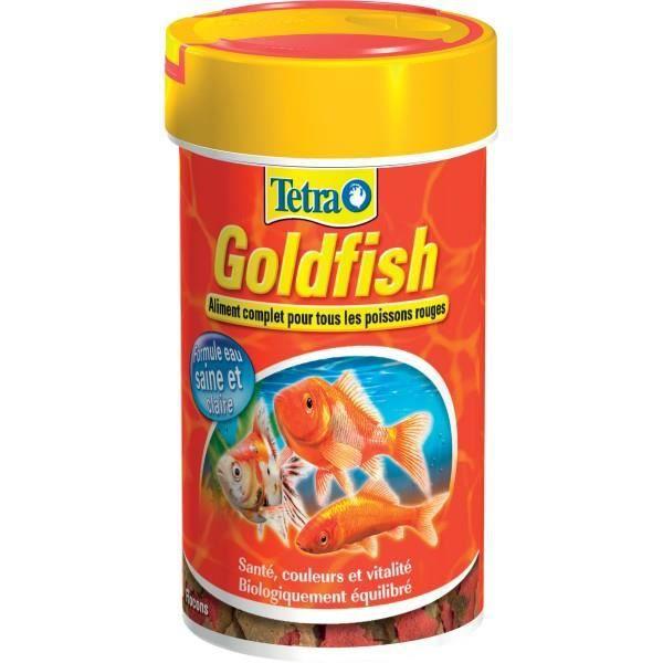 Nourriture poissons poissons rouges et eau froide achat for Nourriture de poisson