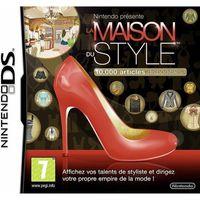 JEU DS - DSI LA MAISON DU STYLE / jeu console DS