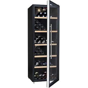 cave vin de service mono ou multi 215 bouteilles noir climadiff aci cli314 pose. Black Bedroom Furniture Sets. Home Design Ideas
