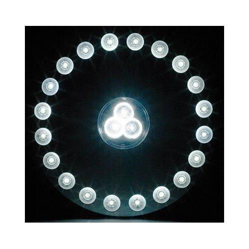 lampe circulaire led avec t l commande achat vente lampe circulaire led avec cdiscount. Black Bedroom Furniture Sets. Home Design Ideas