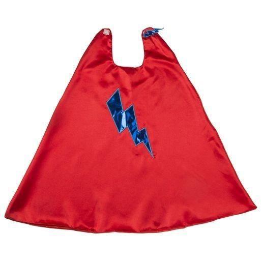 d guisement cape de super h ros rouge caritan 5 achat vente accessoire d guisement cdiscount. Black Bedroom Furniture Sets. Home Design Ideas