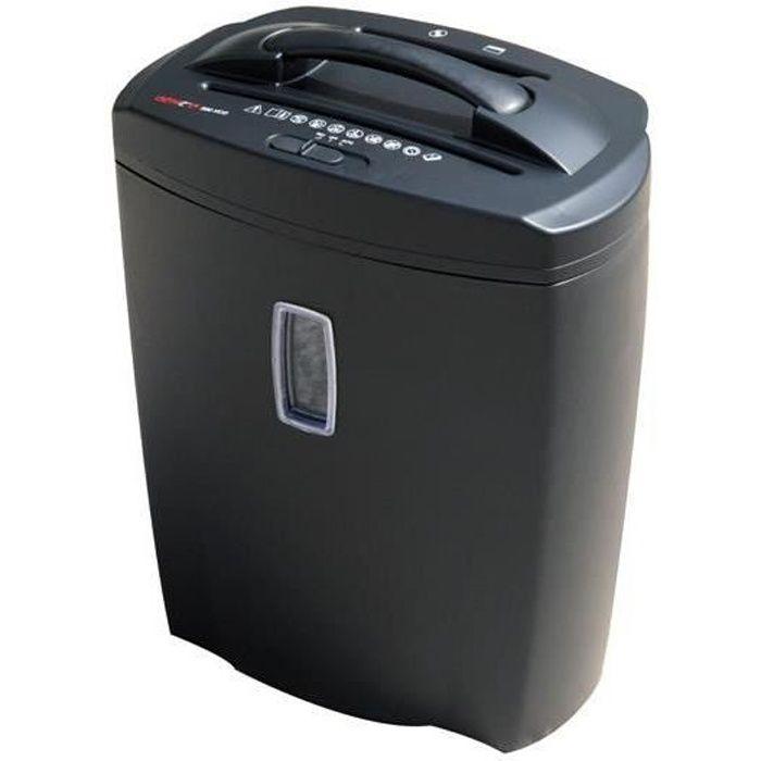 genie 580 xcd destructeur de documents coupe prix pas cher cdiscount. Black Bedroom Furniture Sets. Home Design Ideas
