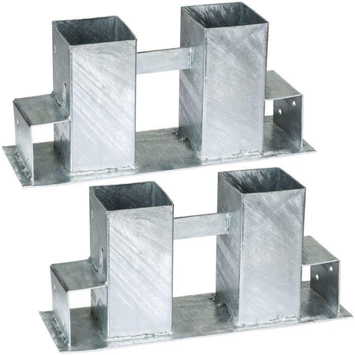 range b che serre b che ajustable 2 supports pour empiler du bois de chauffage de chemin e en. Black Bedroom Furniture Sets. Home Design Ideas