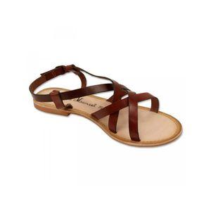 sandales femme achat vente sandales femme pas cher les soldes sur cdiscount cdiscount. Black Bedroom Furniture Sets. Home Design Ideas