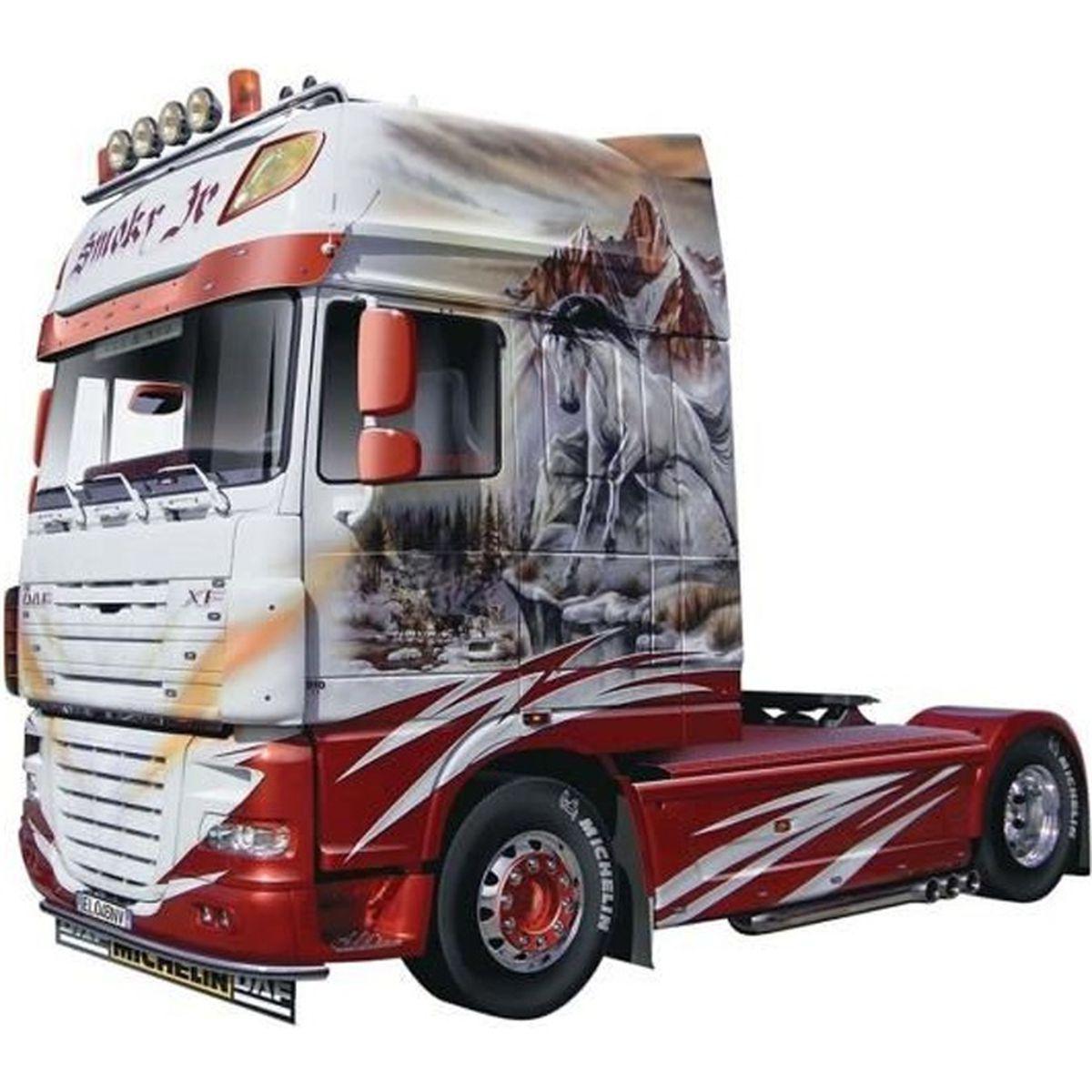 maquette camion daf achat vente jeux et jouets pas chers. Black Bedroom Furniture Sets. Home Design Ideas