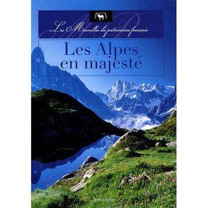 LIVRE NATURE Les Alpes en majesté