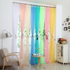rideaux vert d eau achat vente rideaux vert d eau pas cher cdiscount. Black Bedroom Furniture Sets. Home Design Ideas