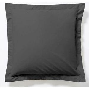 taie oreiller 63 x 63 achat vente taie oreiller 63 x 63 pas cher cdiscount. Black Bedroom Furniture Sets. Home Design Ideas