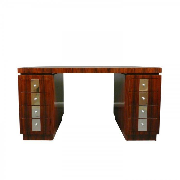 bureau art d co paris achat vente bureau bureau art d co paris cdiscount. Black Bedroom Furniture Sets. Home Design Ideas