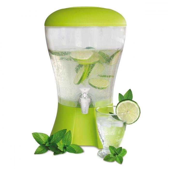 fontaine boisson vert achat vente fontaine cocktail vin cdiscount. Black Bedroom Furniture Sets. Home Design Ideas