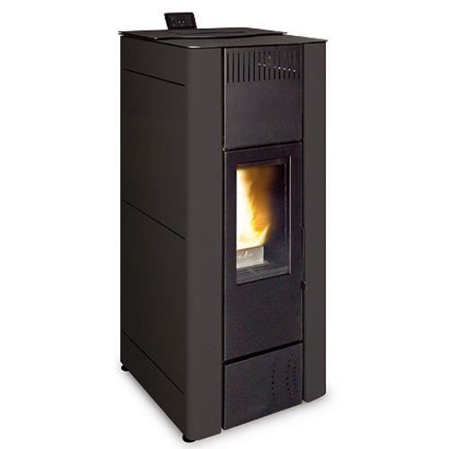 po le granul s chaudi re selena 12kw hydro noir achat. Black Bedroom Furniture Sets. Home Design Ideas