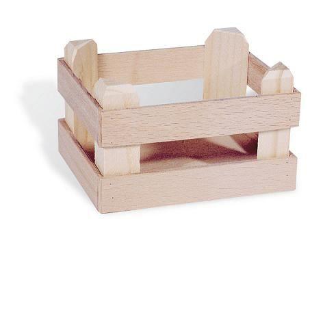 petite cagette en bois pour jouer la marchande achat vente marchande cdiscount. Black Bedroom Furniture Sets. Home Design Ideas