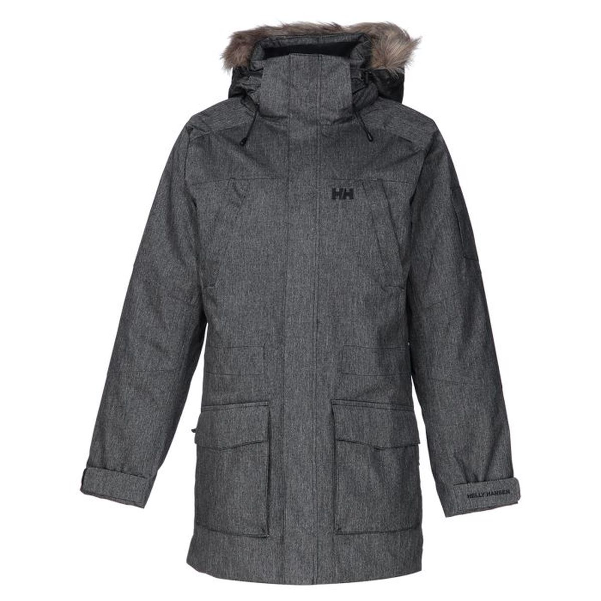helly hansen parka homme gris achat vente blouson de sport soldes d hiver d s le 6. Black Bedroom Furniture Sets. Home Design Ideas