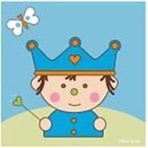 Cadre toile pour chambre enfant prince achat vente tableau toile toile les soldes - Cadre pour chambre enfant ...