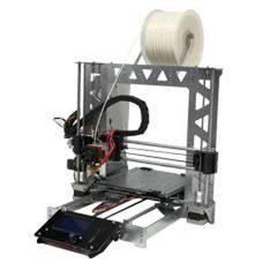 kit imprimante 3d prusa i3 p3steel pro prix pas cher soldes cdiscount. Black Bedroom Furniture Sets. Home Design Ideas