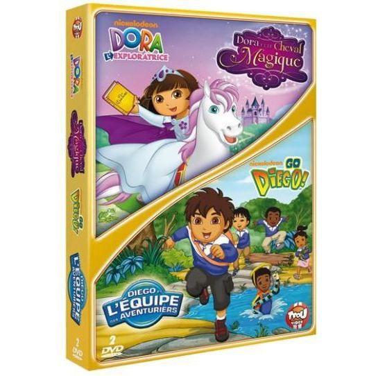 Dvd dora et le cheval magique diego et l 39 equi en dvd - Jeux de dora cheval ...